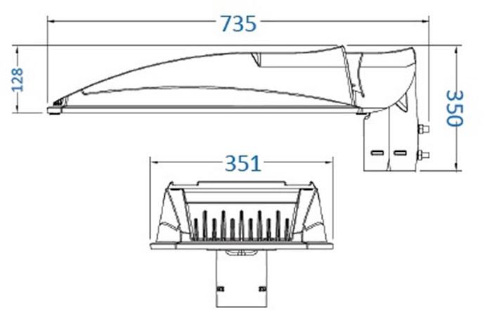 highway components standards in lighting structures. Black Bedroom Furniture Sets. Home Design Ideas